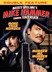"Stacy Keach in ""Mickey Spillane's Mike Hammer in: Murder Me, Murder You"" and ""More Than Murder"""